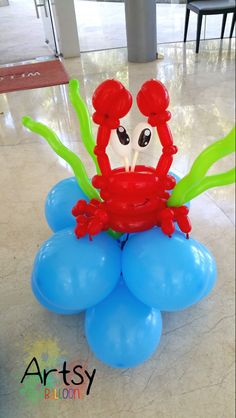 Balloon Creations By Carolyn Send Balloons In Sacramento. Balloon Cake, Balloon Bouquet, Balloon Arch, The Balloon, Send Balloons, Blue Balloons, Helium Balloons, Balloon Display, Balloon Decorations