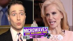 MICROWAVES (Are Watching You!) - Randy Rainbow Song Parody 👀