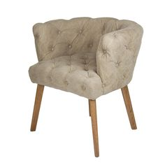 Discover the Chehoma Cosy - Canvas Chair at Amara