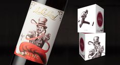 Wine Shipper Carton Design