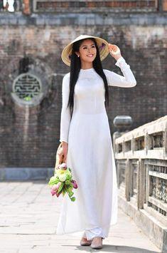Ao Dai - Vietnamese Traditonal Dress