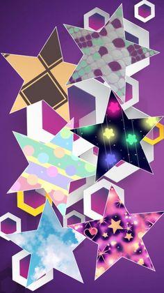 Designed stars Star Images, Stars, Abstract, Artwork, Design, Summary, Work Of Art, Auguste Rodin Artwork, Sterne