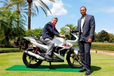 Tiger Woods as the Brand Ambassador of Hero MotoCorp | Fly-Wheel