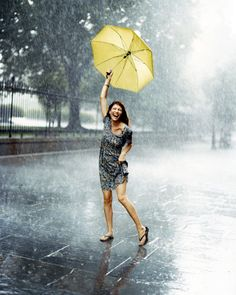 let the rain pour down as i dance fearlessly