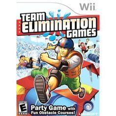 Team Elimination Games (Wii)