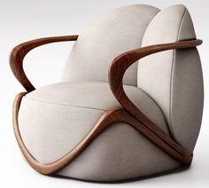 Giorgetti Hug Chair