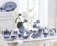 New Blue & White Collection coming soon on www.bombaycompany.com. Stay tuned!