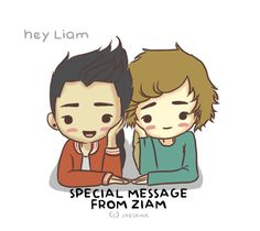 Message from Ziam
