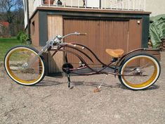 Pasote de Bicicletas CUSTOM