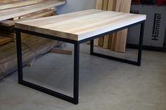 meble - stoły i stoliki-Stół/Biurko  jesion Blaise