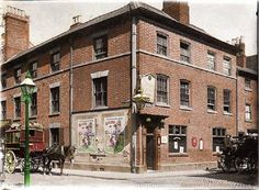 The Globe, Carts Lane and Silver Street, 1900