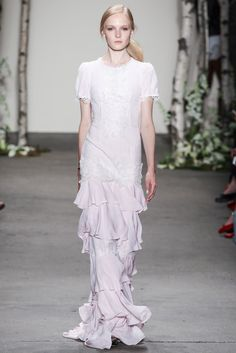 Honor Spring 2014 Ready-to-Wear Fashion Show