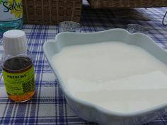 Caillebotte - Recette de cuisine Marmiton : une recette