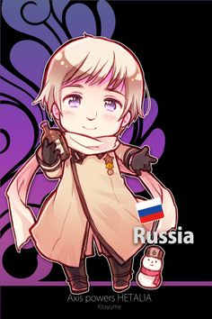im pretty sure most russians r not mean like a lot of stereotypes say they r  this show ruins my expectations of real people like i wanna meet a russian guy.... but then i think about it and its just cuz of hetalia and the fan art... AND THIS RUSSIA STAHP I MUST RESIST GIVING U A HUG AND SMILING TO MYSELF