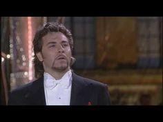 "Roberto Alagna ""E lucevan le stelle"", Tosca"