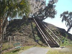 Crystal River Florida Indian Mounds