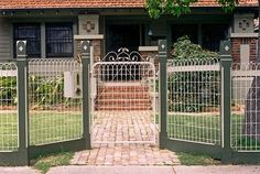 6 Timely Tricks: Fence Gate Pergola lattice fence backdrop.Fence Design Deck Railings picket fence lavender.Cheap Fence For Back Yard..