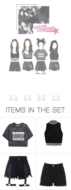 """""""[SPICA] Dance Line Performance at Dream Concert"""" by official-spxca ❤ liked on Polyvore featuring art"""