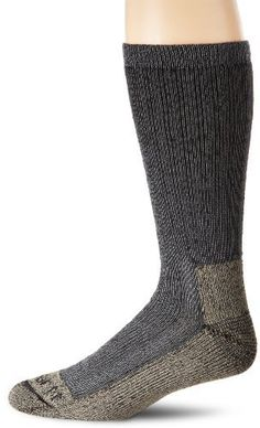 Carhartt Men's Full Cushion Steel-toe Synthetic Work Boot Sock Carhartt. $10.00. Compression arch. Machine Wash. 81% Acrylic/16% Polyester/1% Lycra Spandex/2% Other Fiber. Fully cushioned