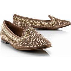 Slipper mit Nieten   Halbschuhe   Schuhe   Damen   Impressionen DE >> Schnäppchen geschossen - wie aus 1001 Nacht! #sale #1001nacht