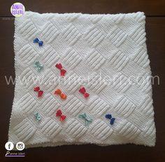 bebek battaniyesi yapılışı 1