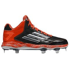 new styles de61b 89072 adidas PowerAlley 2 Mid - Mens. Nathan · Baseball