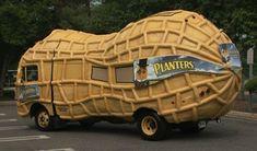 Planters Peanutmobile