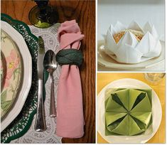 68 Beautiful Napkins Fold To Dress Up Your Table | EcstasyCoffee