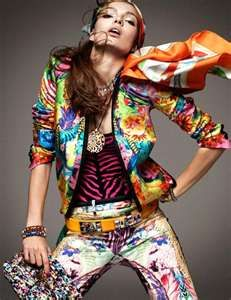 Print Trends Spring/Summer 2012 | Fashion Trend 2012 ...