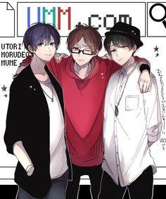 ♯utori ♯もるでお ♯無音 How To Draw Sans, Osomatsu San Doujinshi, Dark Anime Guys, Fish Swimming, Ichimatsu, Manga Boy, Boy Art, Haikyuu Anime, Otaku
