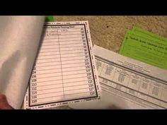 Video on Setting up Interactive Notebooks by 4mulaFun