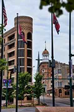Flatiron Building Chattanooga TN