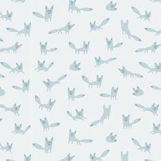 ooli-8 foxes pattern