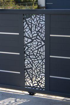 Home Gate Design, Gate Wall Design, House Main Gates Design, House Fence Design, Front Door Design Wood, Steel Gate Design, Iron Gate Design, Railing Design, Gate Designs Modern