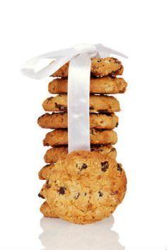 Biscoitos de Aveia - Aveia é uma das minhas paixões.