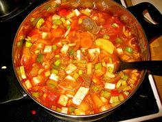 Gullash-suppe