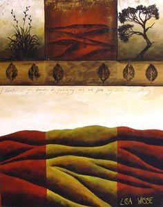 New Zealand Contemporary Art Gallery, Online Art Gallery Original Artwork, Original Paintings, Altered Canvas, Observational Drawing, New Zealand Art, Nz Art, Maori Art, Artist Gallery, Landscape Paintings