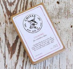 Cute Company! Chivas Goat Milk Skincare #skincare #skin #products #soap