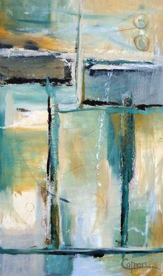 "New Art ""Walk on the Beach"" 36x60   For sale catron.williams@gmail.com"