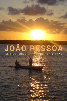 João Pessoa, na Paraíba, é um dos belos destinos no Brasil. Uma das principais atrações é assistir ao pôr do sol na Praia do Jacaré. Veja o roteiro completo