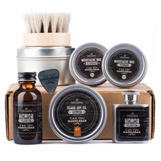 Beard Care Kit - By Scent Collection