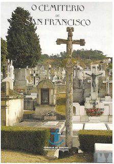 Turismo literario en Galicia: Ruta literaria polo cemiterio de San Francisco (Ou...