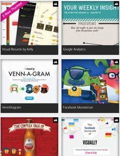 7 herramientas online para crear infografías gratis