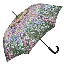 """Parapluie VON lILIENFELD; Claude Monet:  """"Le Jardin"""""""