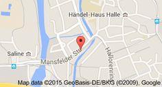 Map of Studio aria arte - Pole Dance, Sport und Fitness