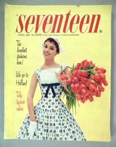 April 1956 cover with the late Rita Egan
