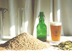 Organic homebrew beer recipes.
