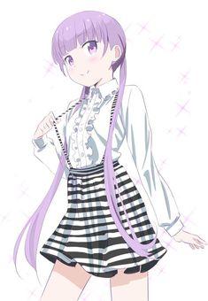 "NoX_anime on Twitter: ""😊… "" Maid Outfit Anime, Anime Outfits, Kawaii Chibi, Kawaii Anime Girl, Anime Girls, Anime Date, Anime Toon, Chibi Couple, Pretty Anime Girl"