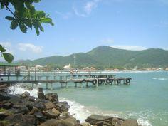 Praia da Armação - Florianópolis