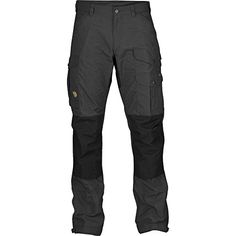 Fjallraven  Mens Vidda Pro Trousers Long Dark Grey 60 >>> Want to know more, click on the image. (This is an affiliate link) #HikingClothing